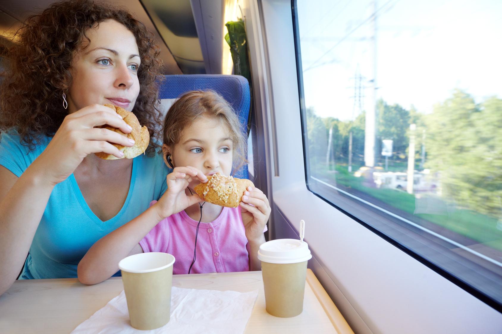 хной что кушать в поезде период